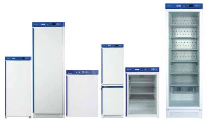 Лабораторные / Медицинские / Фармацевтические холодильники | +5°C