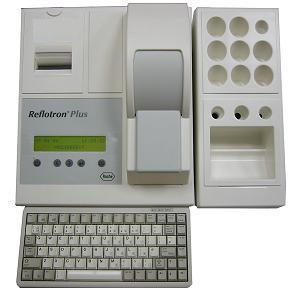 Биохимический экспресс-анализатор крови Reflotron® Plus